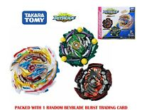 Takara Tomy Beyblade Burst Superking B-171 Tempest Dragon Triple Booster Set US