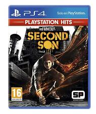 Juego Sony PS4 hits Infamous Second son Pgk02-a0021980
