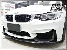 Performance Carbon Fiber Front Bumper Add-On Lip fit BMW F82 M4 F80 M3 2015+