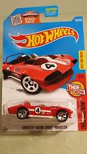 Hot Wheels Corvette Grand Sport Roadster DHX31 C F