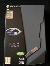 Halo 4 Limited Edition-Cofanetto n. 413665 per Xbox360 completamente in italiano
