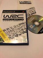 😍 jeu playsation 2 ps2 ps3 pal fr wrc world rally championship course complet