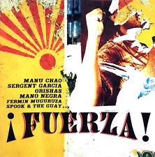 Compilation CD ¡Fuerza! - France (VG/M)