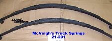 BRAND NEW REAR 5 LEAF SPRINGS  FOR 55-57 CHEVY 21-201