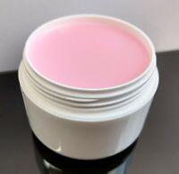 15ml UV French-Gel, Nail, mittelviskos, pink-milchig