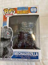 Funko Pop Movies: Godzilla vs. Kong - Mechagodzilla Vinyl Figure #51287
