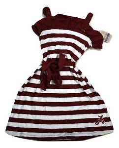 Garb Youth Girls Alabama Crimson Tide Dress NWT M