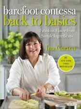 Barefoot Contessa Back to Basics: How to Get Great Flav - Hardcover NEW Garten,