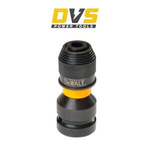 "DeWalt DT7508-QZ 1/2"" Square To 1/4"" Hex Conversion Adaptor"