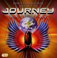 "JOURNEY ""DON'T STOP BELIEVIN': THE BEST OF JOURNEY"" 2 CD NEUWARE"