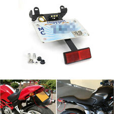 Fit For Ducati Monster 900S 1993-2007 Rear Tail Tidy Kit License Plate Bracket
