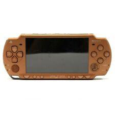 PSP - Konsole Slim 2000er #Monster Hunter Limited Edition + Stromkabel