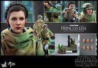 Hot Toys MMS549 1/6 Star Wars Return of the Jedi Princess Leia Organa Figure