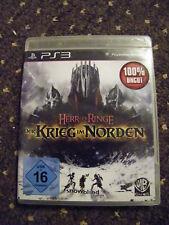 PS3 - Playstation / Der Herr der Ringe: Der Krieg im Norden / dt. Version
