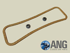AUSTIN 1800,A55,A60,OXFORD,RILEY,15/60 ROCKER COVER GASKET & RUBBER SEALS AJM402
