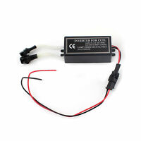 Inverter Ballast for CCFL Angel Eyes Halo Rings Kit 2-outputs 12V Male