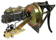 1954-55.1 Chevy/GMC Truck Firewall Mount Power Brake Booster, Disc/Disc