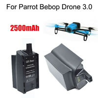 2500mAh Lipo Battery for Parrot Bebop Mini Quadcopter, Bebop Drone 3.0