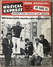 More details for new musical express 1966 annual