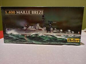 Heller 1/400 Maille Breze French destroyer