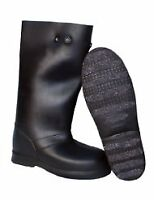 """(Closeout) TREDS 14853  12"""" Pull-On Stretch Rubber Overboots X-L (One Pair)"""