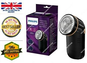 Philips Fabric Shaver quick effective removal of pills bobbles FAST&FREE UK