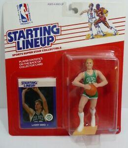 STARTING LINEUP 1988 Larry Bird Basketball Figure Boston Celtics MOC