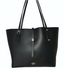 Coach Pebble Leather Black Market Tote Shopper Hand Bag. RRP £300