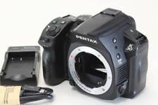 Pentax K-30 Digital SLR Camera Body Black