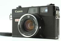 [EXC+4] Canon Canonet QL17 GIII G3 BLACK Rangefinder Film Camera From JAPAN 967