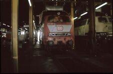 Originaldia DB 218 337 Lübeck 13.9.1993