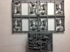 1/28 mm Persian Bodies/Bows/Shields Sprues-set of 25 with 8 horses