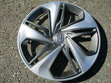 One factory original 2019 Honda Civic 16 inch hubcap wheel cover