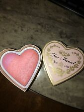 Too Faced Sweethearts Perfect Flush Blush in Candy Glow, NEW 100% Authentic