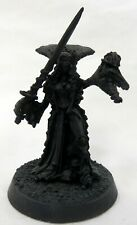 Warhammer Fantasy Female Vampire Count Countess Model Built Painted