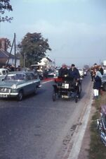 PHOTO  1963 SUSSEX OLD CROCKS AT HICKSTEAD AN ENTRANT IN  1963 LON TO BRIGH V2
