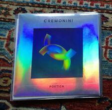 """Cesare Cremonini LP POETICA LA MACCHINA DEL TEMPO 45 GIRI 7"""" NUMERATO RSD 2018"""