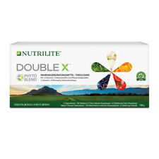 (ACHTUNG 31 Tagesrationen ohne Box)140g )NUTRILITE DOUBLE X Nachfüllpack / Amway