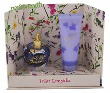 Lolita Lempicka 2 Piece Set For Women 3.4oz Edp Spray+3.4 B/C Edp Spray New