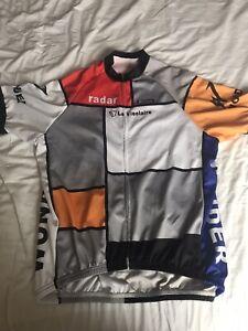 la vie claire cycling Jersey