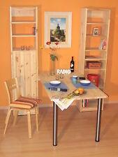 Regal/Tisch, Kiefer massiv, neu