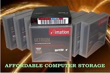 Lot of 10 IMATION Data Tape Cartridge LTO-1 Ultrium 5112241089 10-pack BARCODED