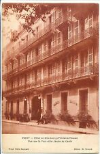 CP 03 ALLIER - Vichy - Hôtel de Cherbourg