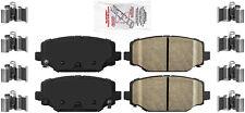 Disc Brake Pad Set-AmeriPro Ceramic Rear Autopartsource PRC1596