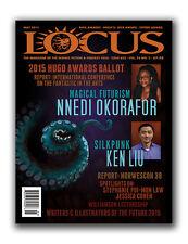 Locus rivista #652 May 2015 Nnedi Okorafor Ken LIU