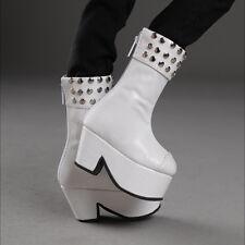Dollmore MSD - JJ Jing Boots (White)