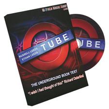 Tube (Stage size)(Tube & DVD) by Russell and Ethan Leeds