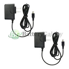 2x HOT! NEW Travel Battery Home Wall Charger for TomTom XXL 550 550S 550T 550TM