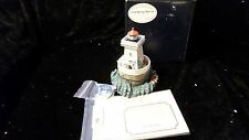 Cold Spring Harbor Harbour Lights Society Exclusive -Nib w cert & Pin Rare