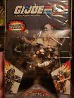 G. I. Joe Comic Pack 25th Anniversary: Firefly & Storm Shadow w/ comic book.